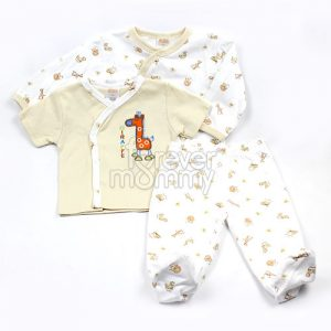 Sleepwear Set Giraffe