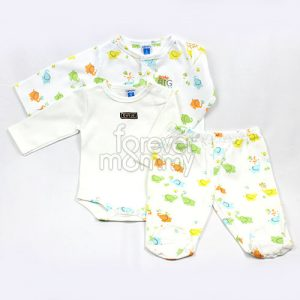 Sleepwear Set Elephant