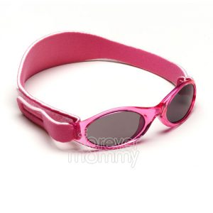 Baby Sunglasses Flamingo Pink