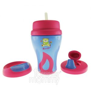 BPA Free Non-Spill Sippy Cup Set
