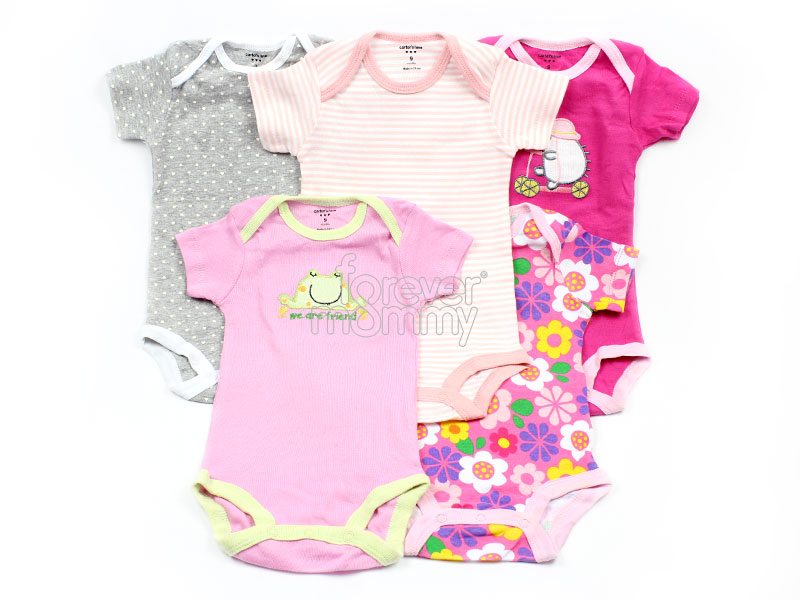 Baby Clothes The Newborn Checklist Series  Forever Mommy
