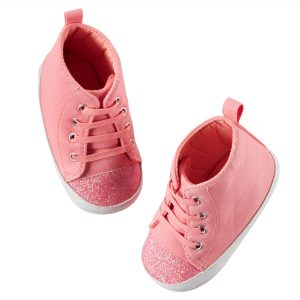 Sparkle High Tops Shoes